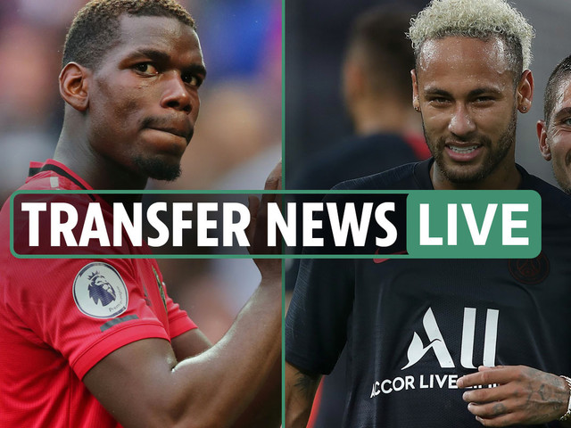 4.30pm transfer news LIVE: Jovic free to leave Madrid on loan, Sanchez LATEST, Real offer three players to PSG for Neymar, Mustafi could leave Arsenal