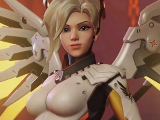 Image result for Overwatch Update Changes Mercy Yet Again On PTR