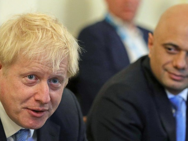 Boris Johnson's Chancellor Sajid Javid resigns after the prime minister tells him he must sack all his advisers or quit