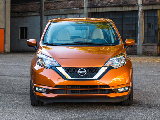 2018 Nissan Versa Note Pricing Remains Unchanged