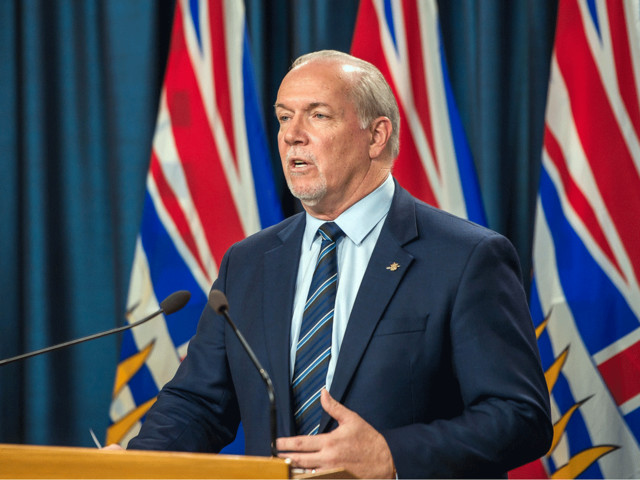 Premier John Horgan announces B.C. will hold provincial election on Oct. 24