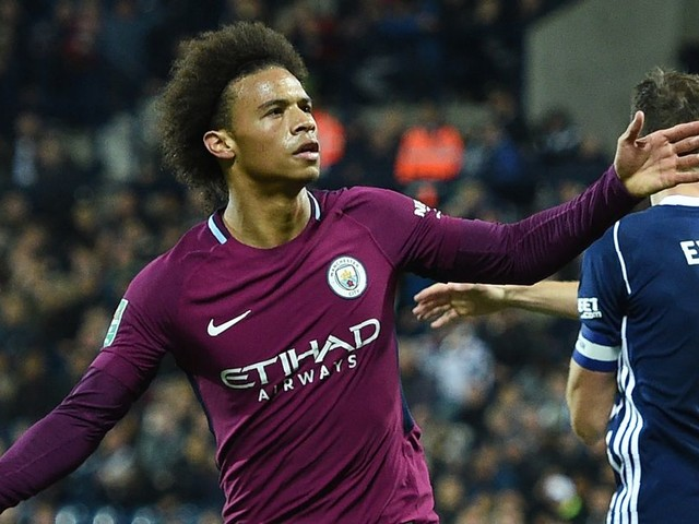Manchester City player ratings: Leroy Sane sensational and a big EIGHT for Eliaquim Mangala!