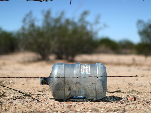 Four Volunteers Found Guilty After Leaving Food And Water In Desert For Migrants