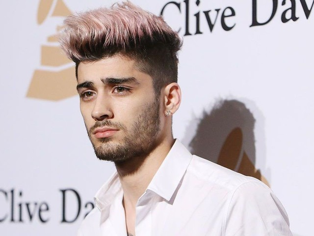 Zayn Malik says he was respected more after lifting lid on anxiety battle