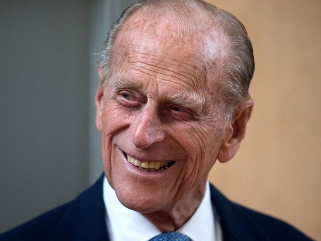 eBay bids for Prince Philip's 'car crash parts' hit £65k