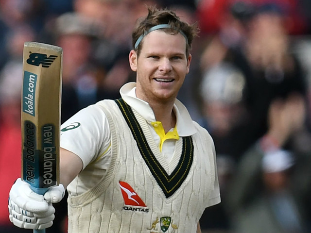 Today's back pages: Ashes star Steve Smith leaves England in double trouble