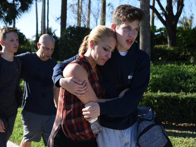 Donald Trump Targets 'Neighbours And Classmates' Over Florida Shooting