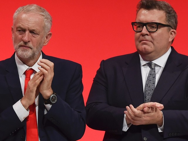 Tom Watson Warns Of 'Hard Left' Jon Lansman Momentum Plot To Take Over Labour