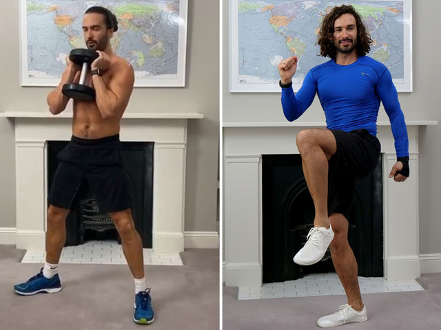 Joe Wicks' PE workout – what time is it on YouTube and how to watch live