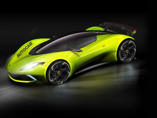 All-new Lotus model due next year