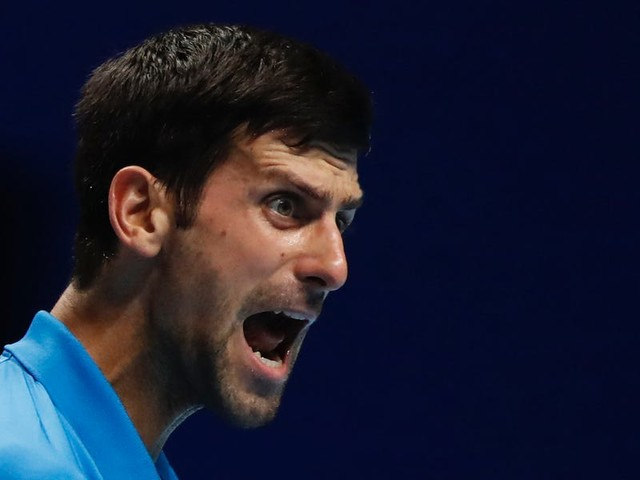 'Disrespectful' fans cheered Novak Djokovic's mistakes during an ATP Finals match in which he was dumped out the tournament by Roger Federer