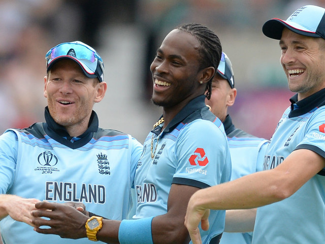 Sport shorts: Jofra Archer's Ashes boost for England, second boxer dies in a week, Everton unveil new stadium design
