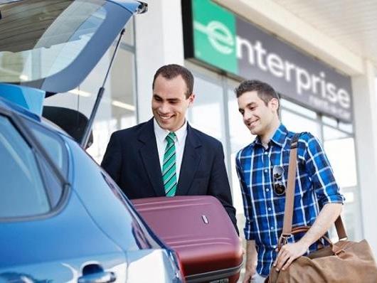 Enterprise Car Hire Us