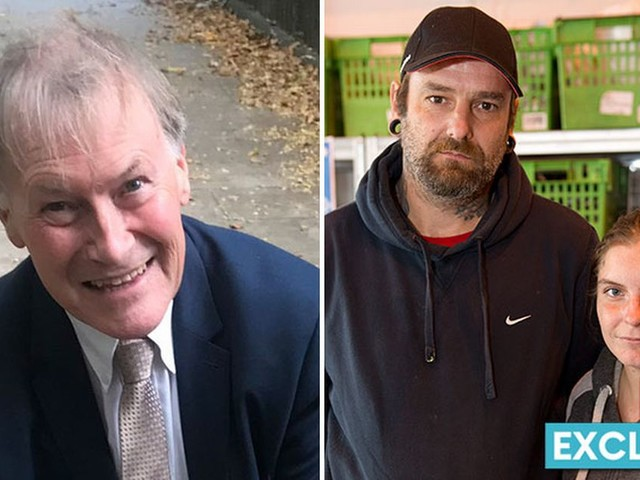 'Tireless and inspiring David Amess helped homeless and the struggling' say his community