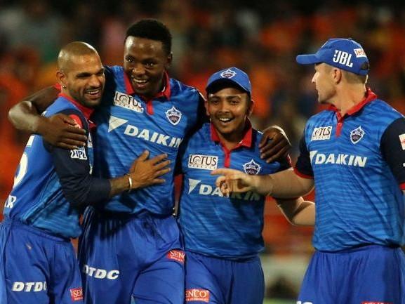 IPL 2019 RR vs DC Head to Head Record