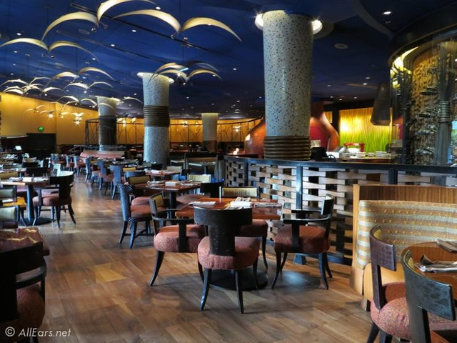All of Table Service Restaurants in Disney World Resorts, Ranked!