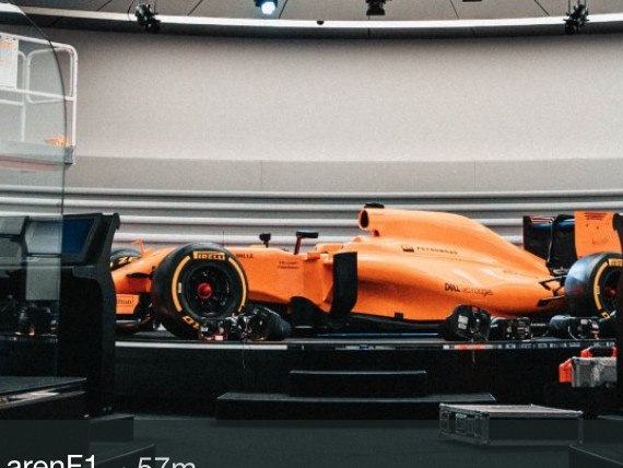Did McLaren Accidentally Leak their F1 Livery?