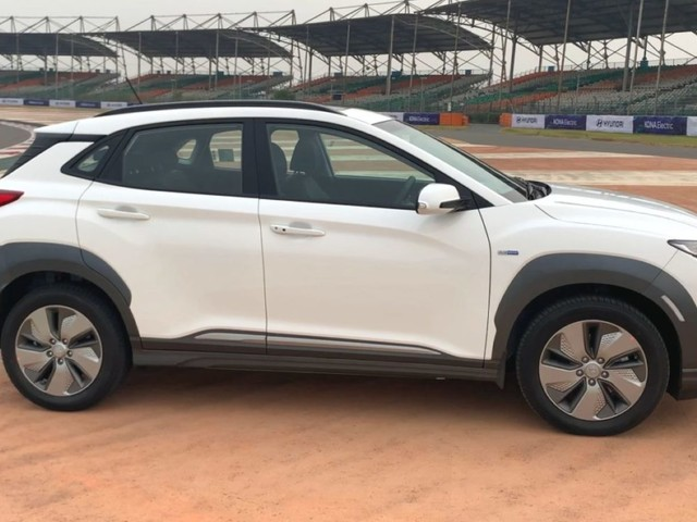 India's First Electric SUV 'Hyundai Kona EV' Launched At Rs. 25.30 Lakh