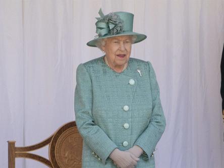 Queen Elizabeth's Christmas bubble