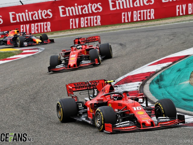 """Leclerc says his driving style is """"very different"""" to Vettel's 