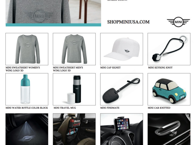 BMW/MINI Black Friday/Cyber Monday Sales