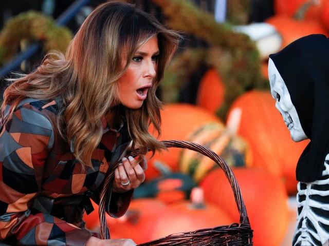 34 photos that show how Halloween has been celebrated at the White House