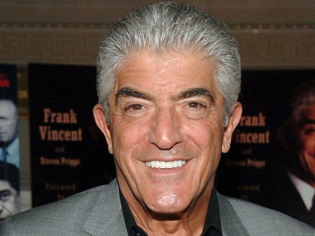 'The Sopranos' and 'Goodfellas' actor Frank Vincent dead at 78