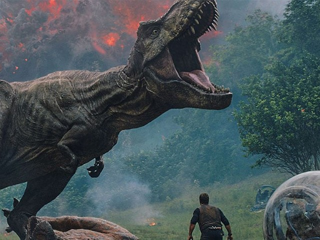'Jurassic World: Dominion' Brings Back the 'Jurassic Park' Cast in Sneak Preview