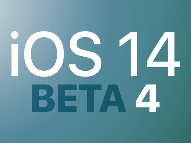 Apple Seeds Fourth Betas of iOS 14 and iPadOS 14 to Developers