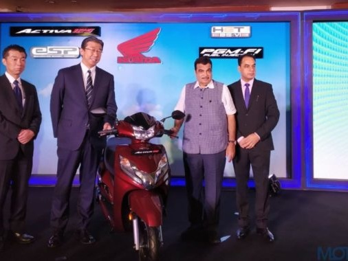 2020 Honda Activa 125 BS-VI Launched At INR 67,490; Promises 13% Better Fuel Efficiency