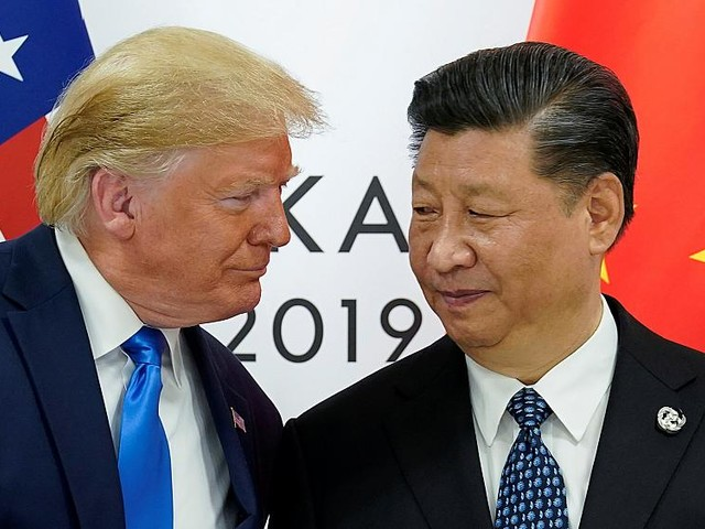 China and US agree to restart trade talks