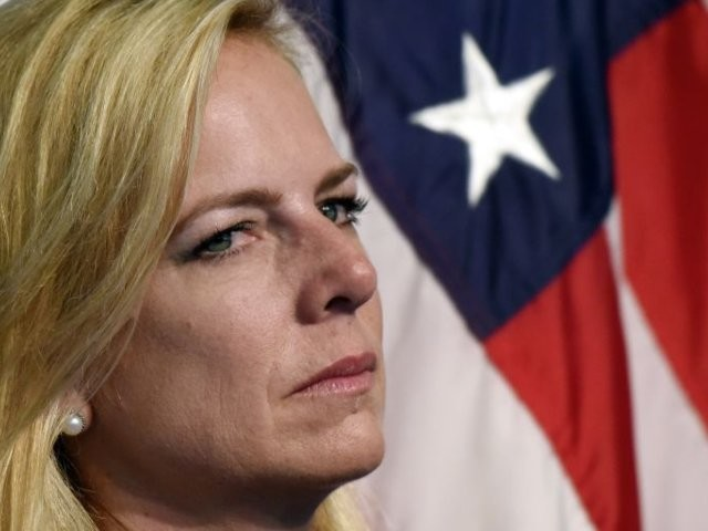 Stephen Miller reportedly undermined Kirstjen Nielsen by leaking embarrassing border statistics to a conservative-leaning publication