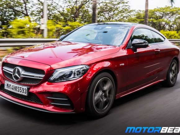 2019 Mercedes-AMG C43 Coupe Test Drive Review – Exquisite