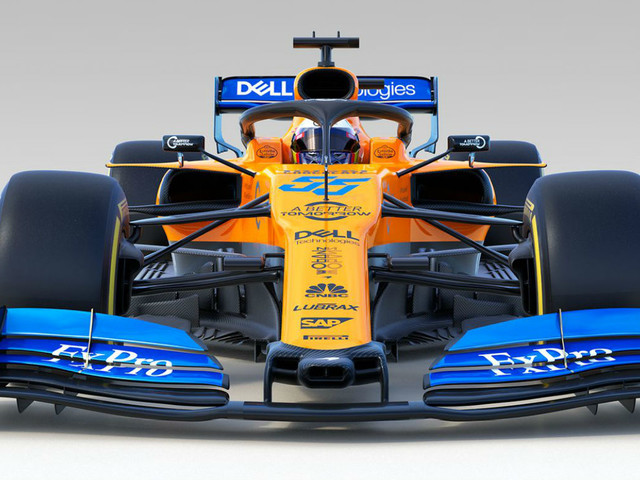 F1: McLaren MCL34 car was 'love at first sight' for new driver Carlos Sainz