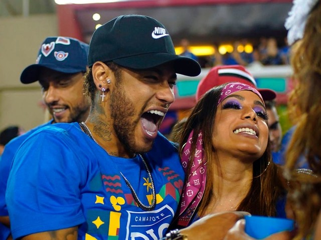 Neymar was sent off in the final minutes of PSG's game on Sunday. He could now attend Brazil's Carnival for the 6th year running — even though it's right in the middle of the soccer season.