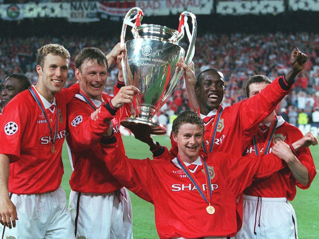 Saha explains why he hopes Solskjaer can lead United to the Champions League title