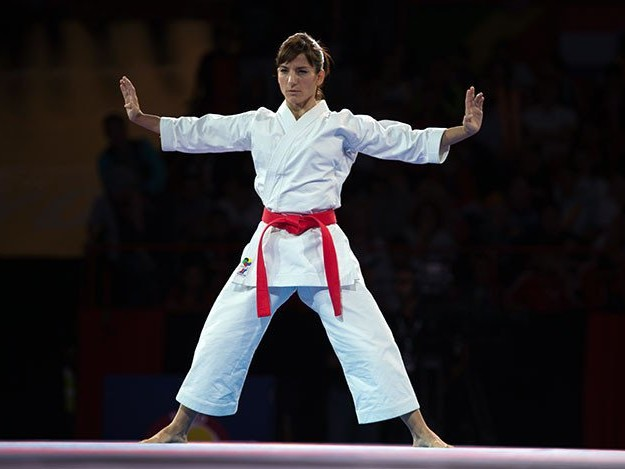 World champion Sánchez to feature in ANOC World Beach Games kata competition