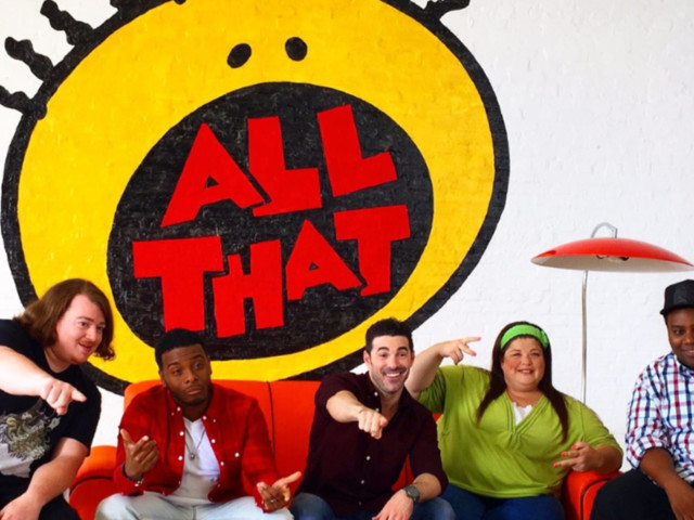 """The Curse of Nickelodeon's """"All That"""" (The Reboot Is Already Doomed)"""