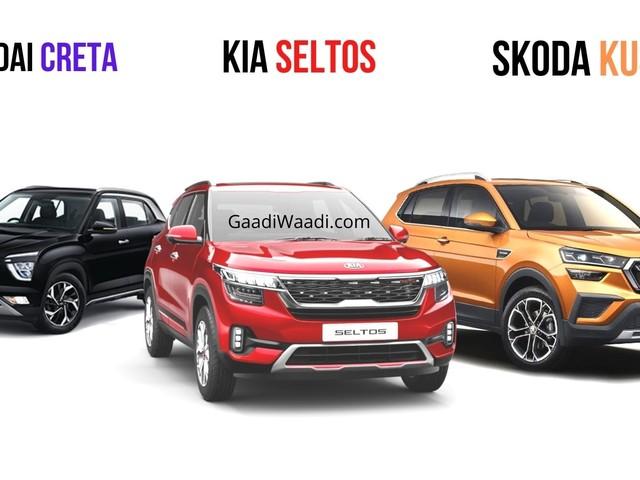 Top 10 SUVs Sold In June 2021 – Vitara Brezza Beats Creta, Seltos & Venue