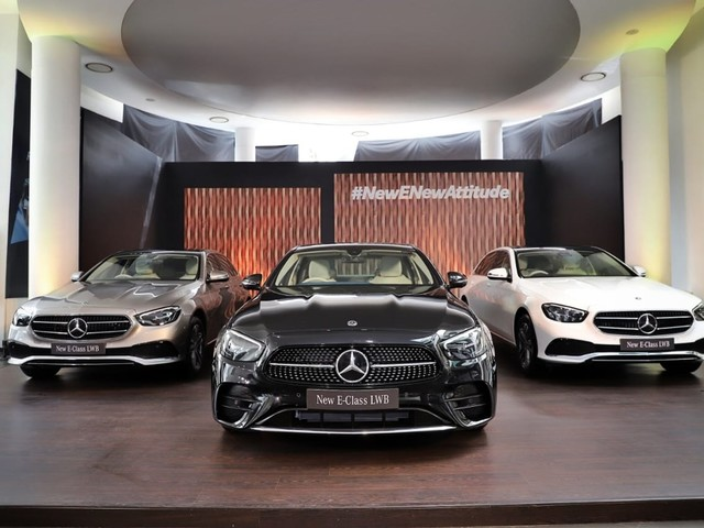 Mercedes Benz India registers 65 percent growth in H1 2021