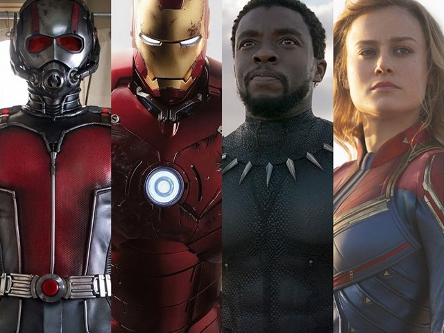 Marvel Movies Ranked: All MCU Movies from Worst to Best