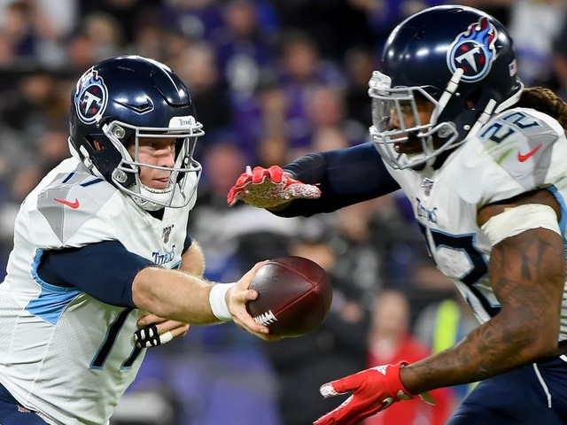 The Titans' next playoff challenge is to keeping up with the Chiefs