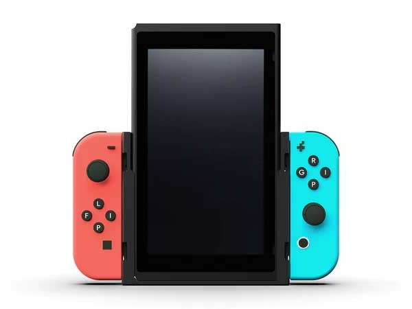 Flip Grip Hits Kickstarter Letting You Play Vertical Switch Games