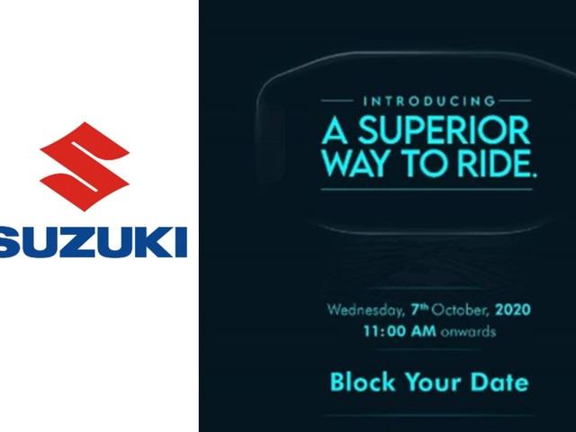 Suzuki announces new two-wheeler launch