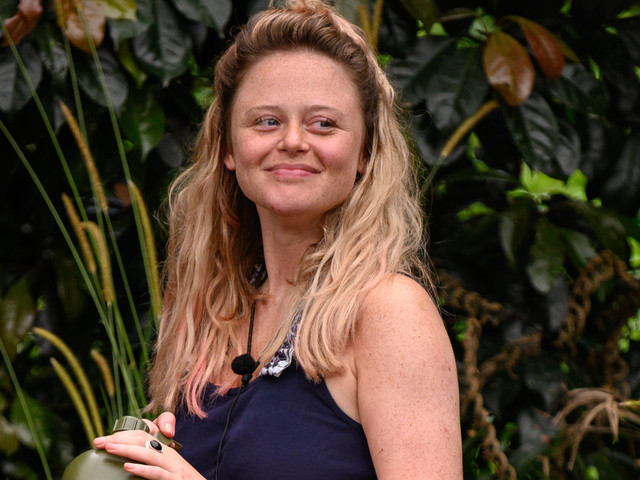 Emily Atack Reveals She Had A Psychiatrist On Stand By In The 'I'm A Celebrity' Jungle After Suffering Panic Attack