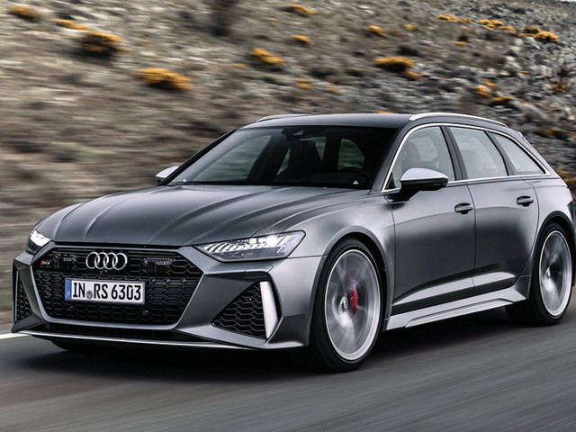 2020 Audi RS6 Avant revealed ahead of Frankfurt unveil