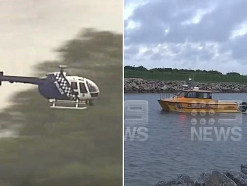 Desperate search for a Brisbane couple feared dead after plane crash called off