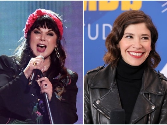 Heart Biopic in the Works From Carrie Brownstein, Singer Ann Wilson Says