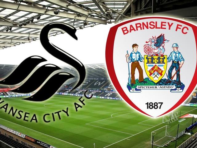 Swansea City vs Barnsley - live updates