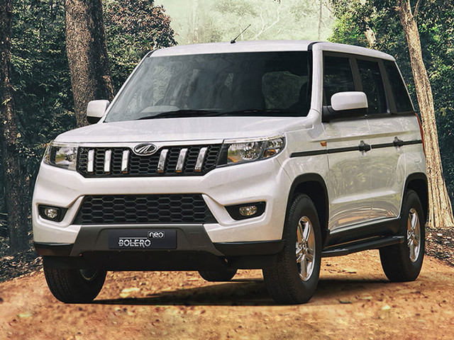 Mahindra Bolero Neo price, variants explained